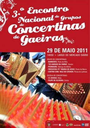 3º Encontro Nacional de Concertinas